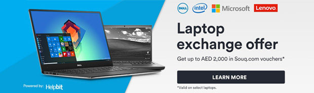 Souq UAE Laptop Exchange Offer